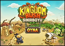 Kingdom Rush Sınırboyu